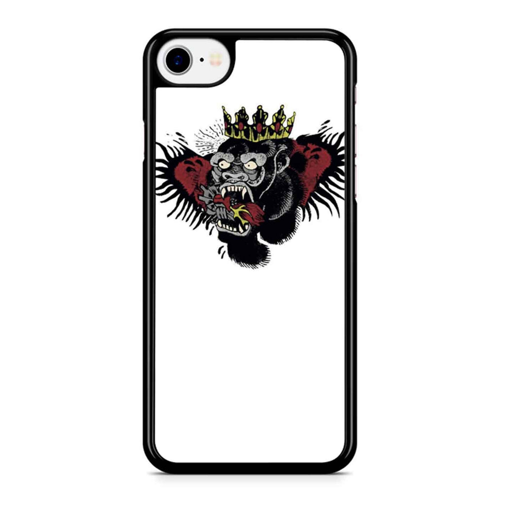Conor Mcgregor Gorilla Tattoo iPhone 8 Case