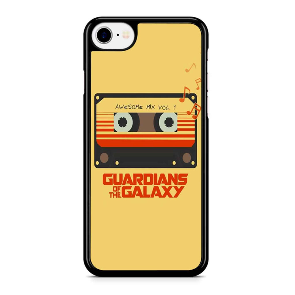 Guardians Of The Galaxy Mix Vol 1 iPhone 8 Case