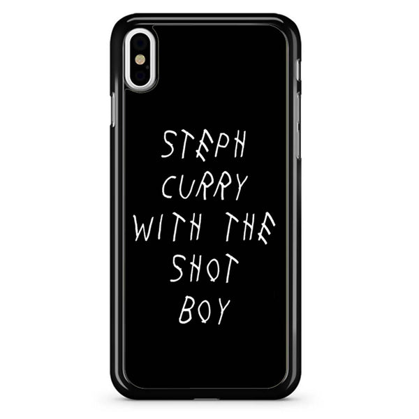 Steph Curry iPhone XR Case/iPhone XS Case/iPhone XS Max Case