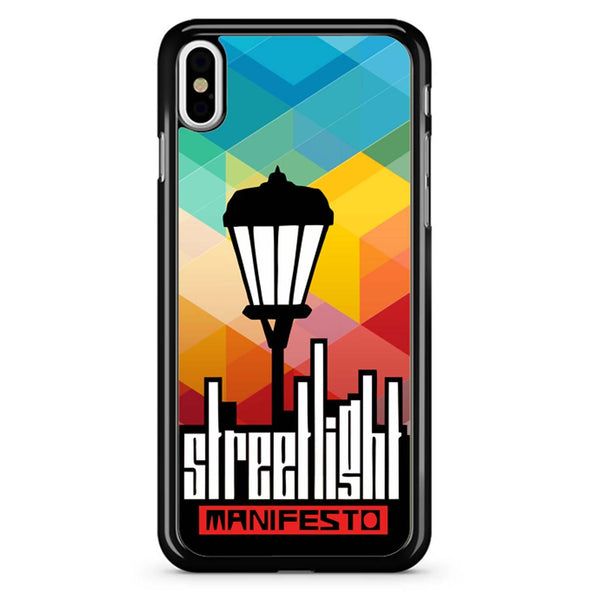 Street Light Manifesto iPhone XR Case/iPhone XS Case/iPhone XS Max Case