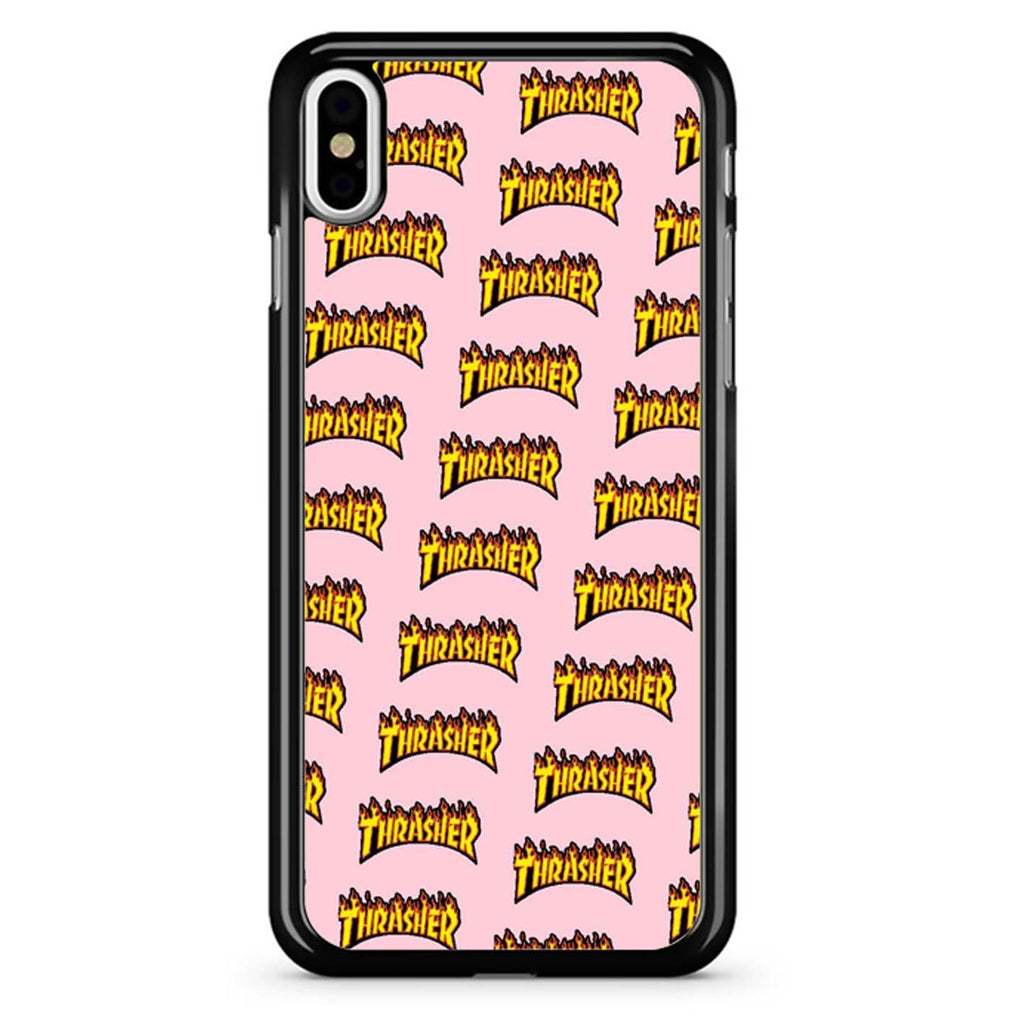 Thrasher Pink iPhone XR Case/iPhone XS Case/iPhone XS Max Case