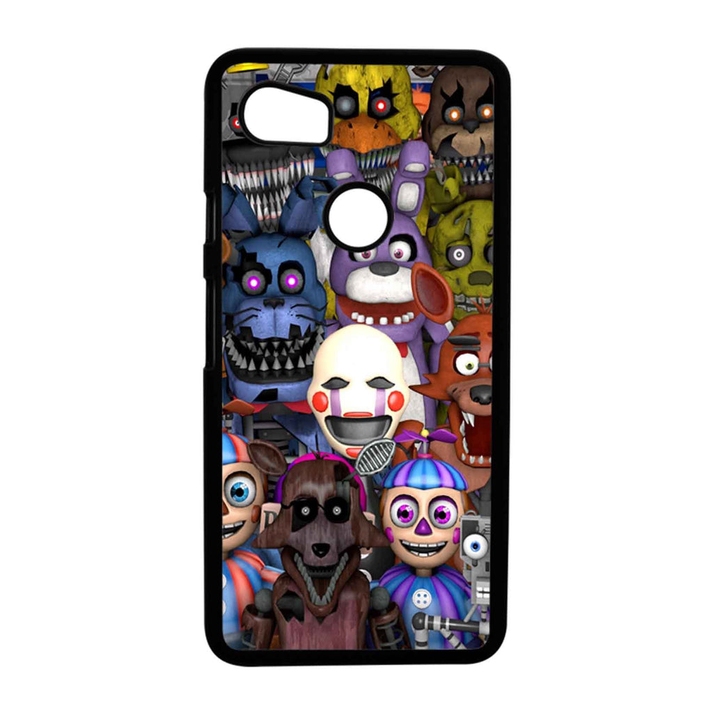 Withered Fnaf  Google Pixel 2XL Case