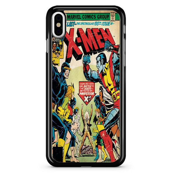X-Men Comic iPhone XR Case/iPhone XS Case/iPhone XS Max Case
