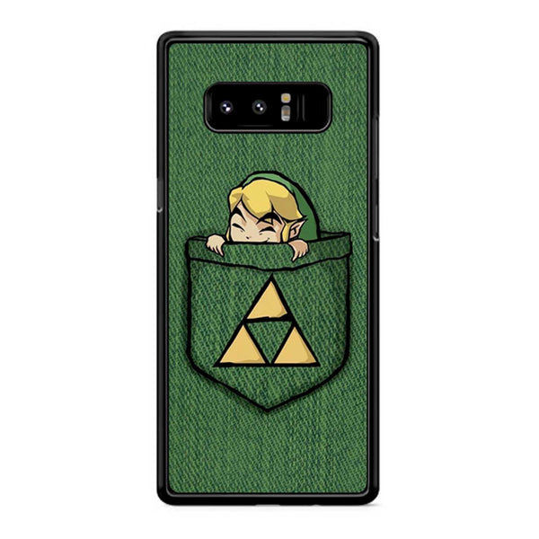 Zelda Pocket Link Samsung Galaxy Note 8 Case