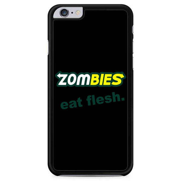 Zombies Logo Subway Parody iPhone 6 Plus / 6s Plus