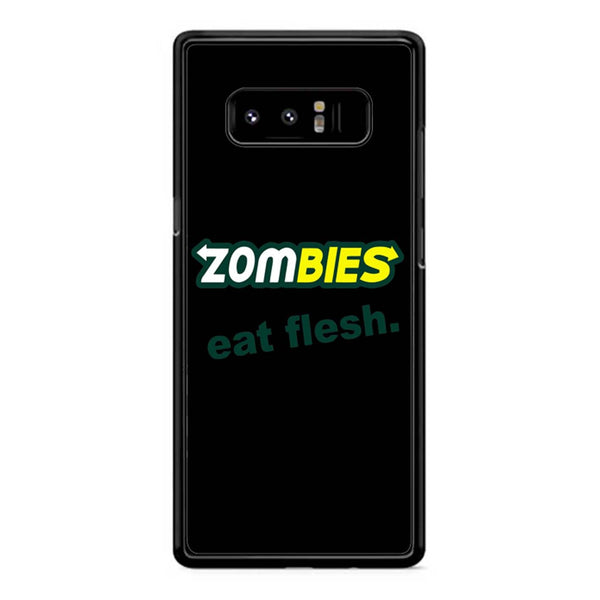 Zombies Logo Subway Parody Samsung Galaxy Note 8 Case