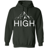 HIGH mountain Pullover Hoodie