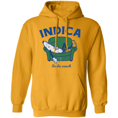 Indica In The Couch Hoodie