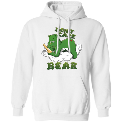 Don't Care Bear Pullover Hoodie