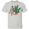 Cannabis Knocks Out Tobacco T-Shirt