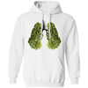 Green Lungs Pullover Hoodie