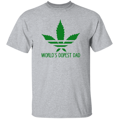 World's Dopest Dad T-Shirt