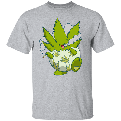 Smoking Egg T-shirt