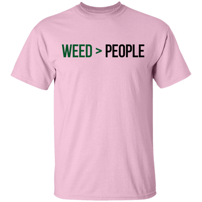 Weed > People T-Shirt