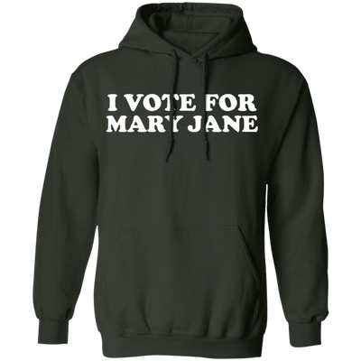 I Vote For Mary Jane Hoodie