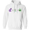 Pussy Money Weed Pullover Hoodie