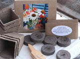 Butterfly Garden Seed Kit with Growing Supplies