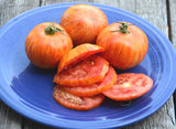 Red Zebra Tomato Seeds Heirloom Tomato Seeds