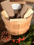 Heirloom Vegetable Seed Gift Basket