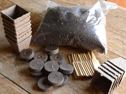 Seed Starting Supply Kit