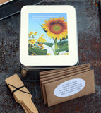 Heirloom Sunflower Gift Set