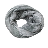 HAPPY COW GREY CASHMERE SCARF