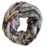 PLUMIERE CASHMERE SCARF