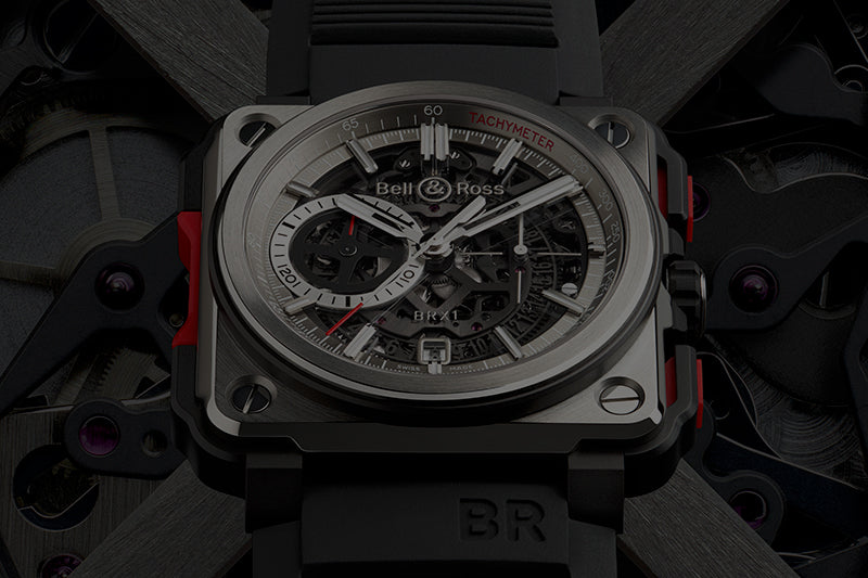 Bell and Ross - BR-X1