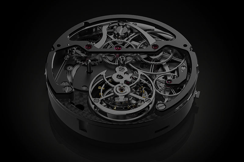 Bell & Ross - Tourbillons