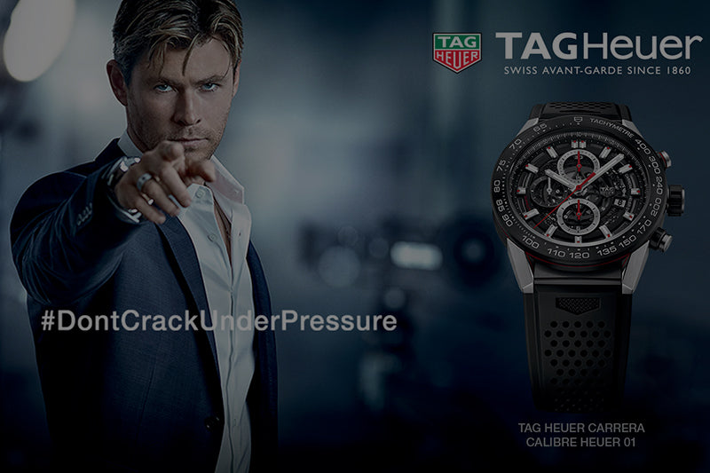TAG Heuer Carrera VOGTIME