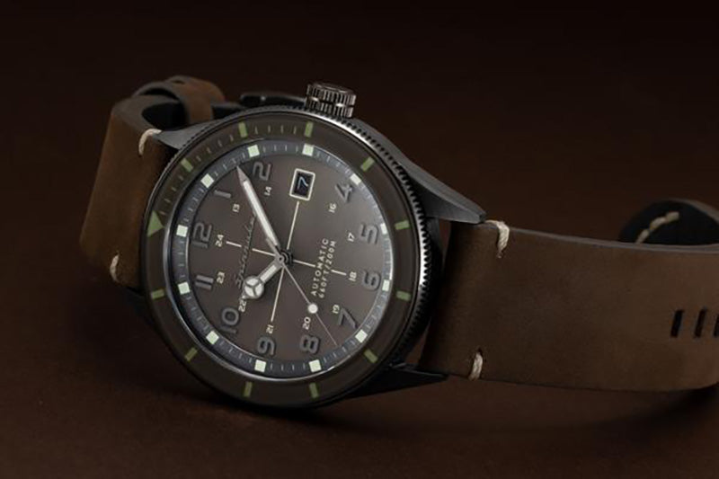Montres Spinnaker Cahill