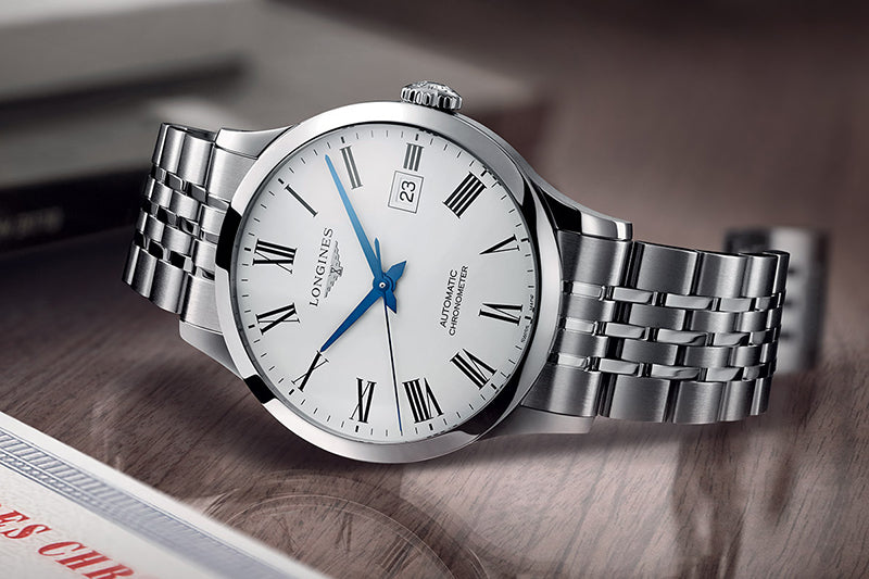 Montres Longines Collection Record