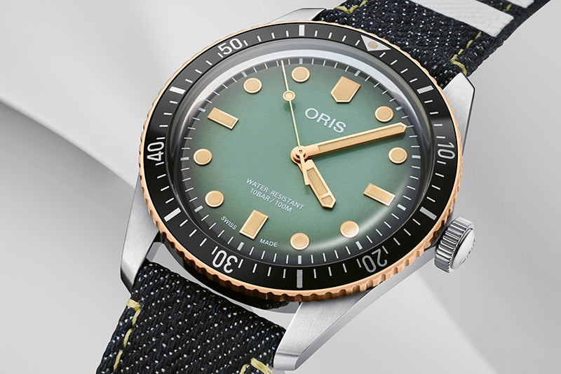 Montre Oris Diver Sixty-Five 65