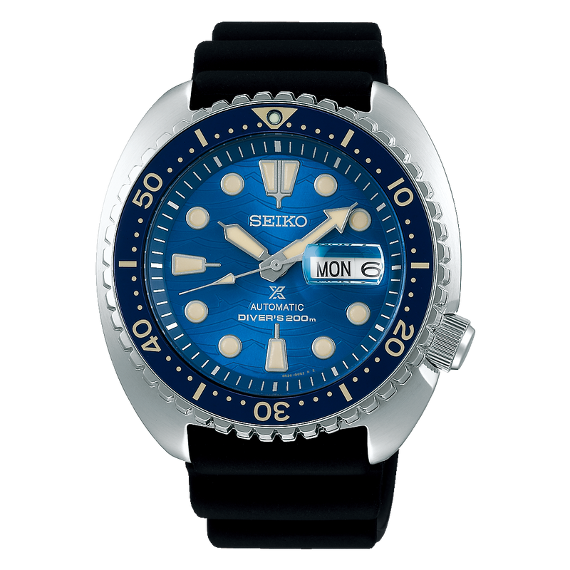 SEIKO Prospex - Automatique Diver's 200M - SRPE07K1 - Save the Ocean