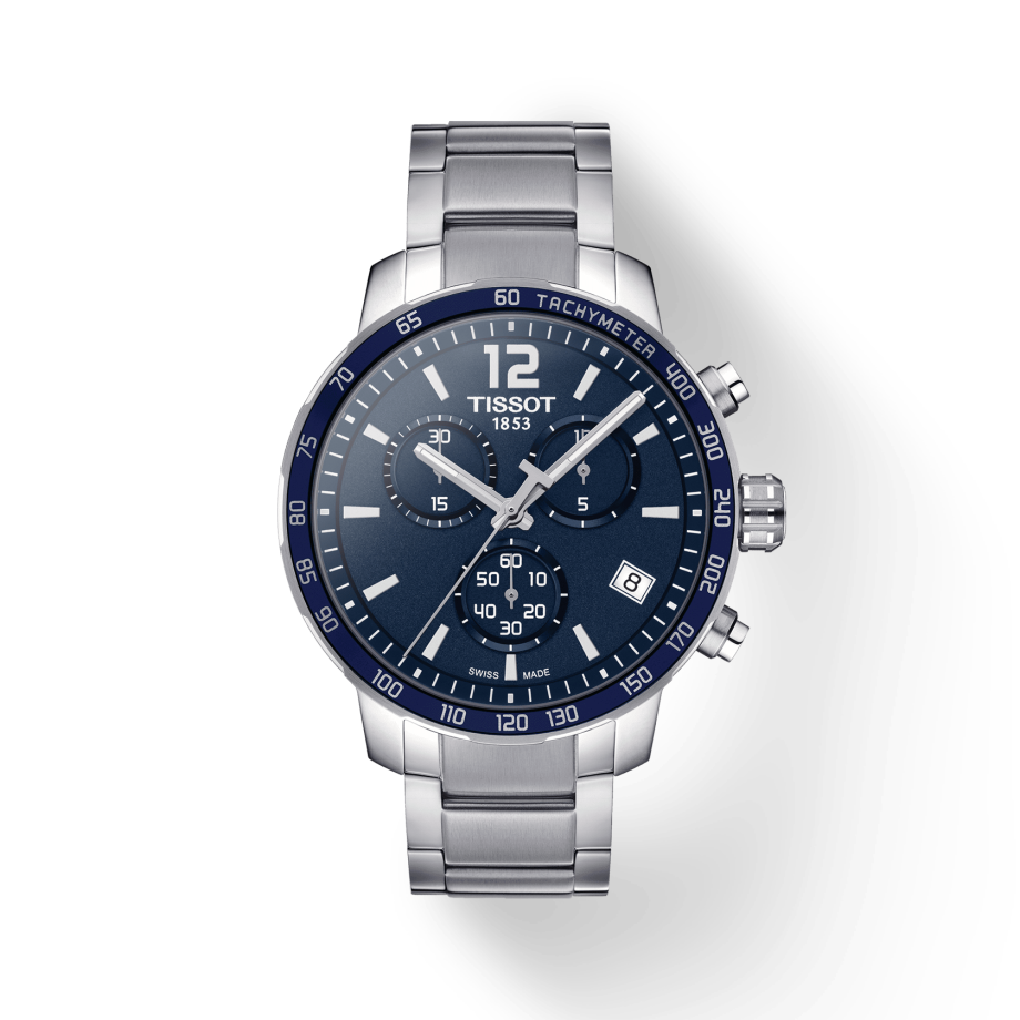 TISSOT -  QUICKSTER CHRONOGRAPH - T095.417.11.047.00