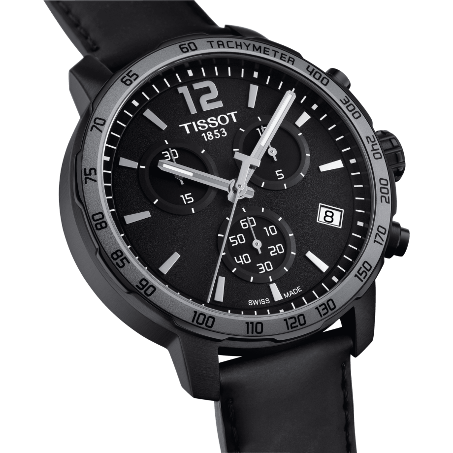 TISSOT -  QUICKSTER CHRONOGRAPH -  T095.417.36.057.02