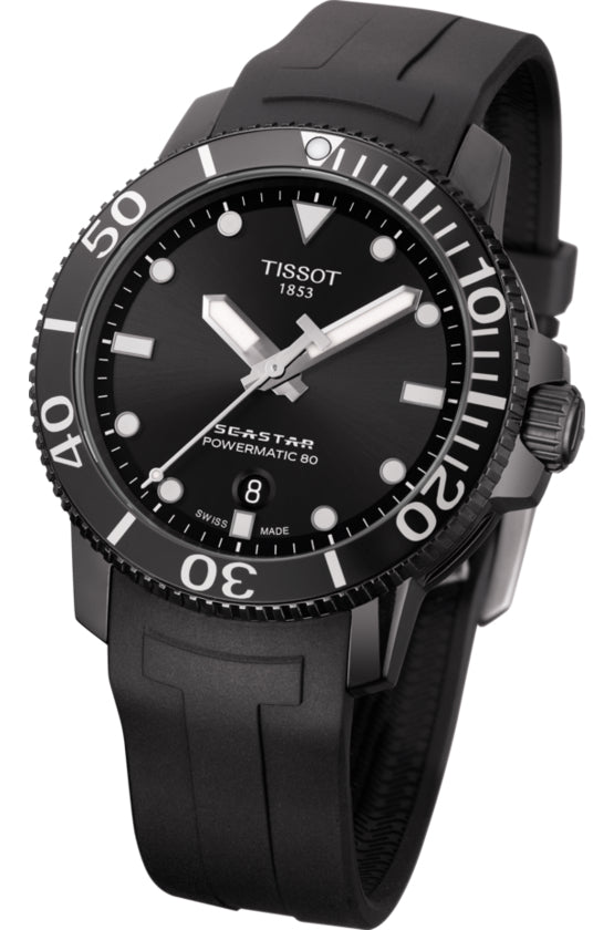 TISSOT - SEASTAR 1000 POWERMATIC 80 - T120.407.37.051.00