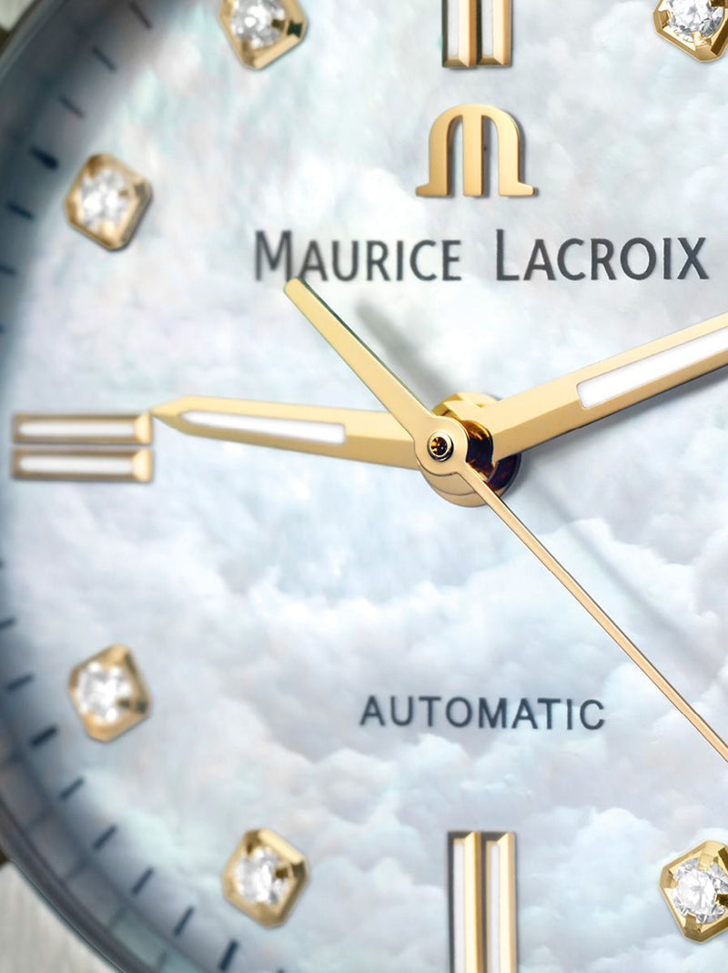 MAURICE LACROIX  AIKON Automatic 35mm - AI6006-PVY13-170-1