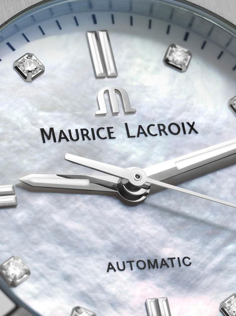 MAURICE LACROIX  AIKON Automatic 35mm - AI6006-SS002-170-1