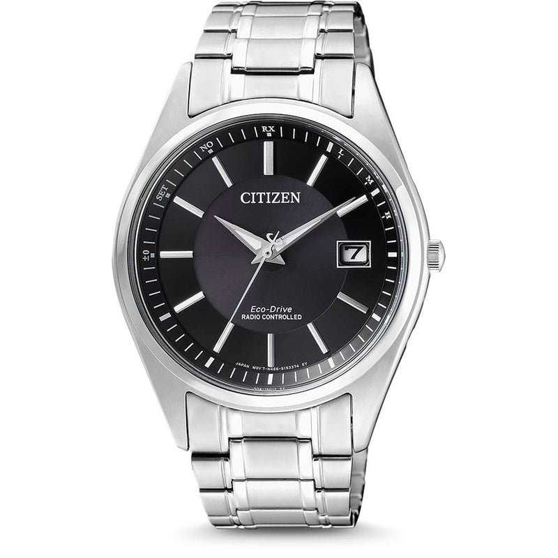 CITIZEN - RADIO PILOTÉE  ECO DRIVE  - AS2050-87E
