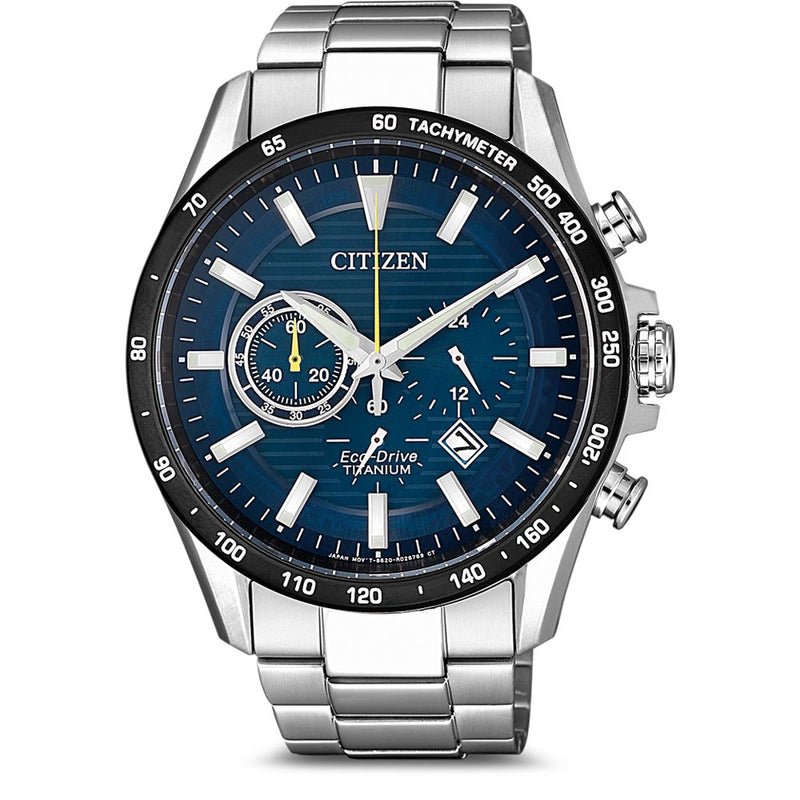 CITIZEN - SUPER TITANIUM ECO-DRIVE  - CA4444-82L