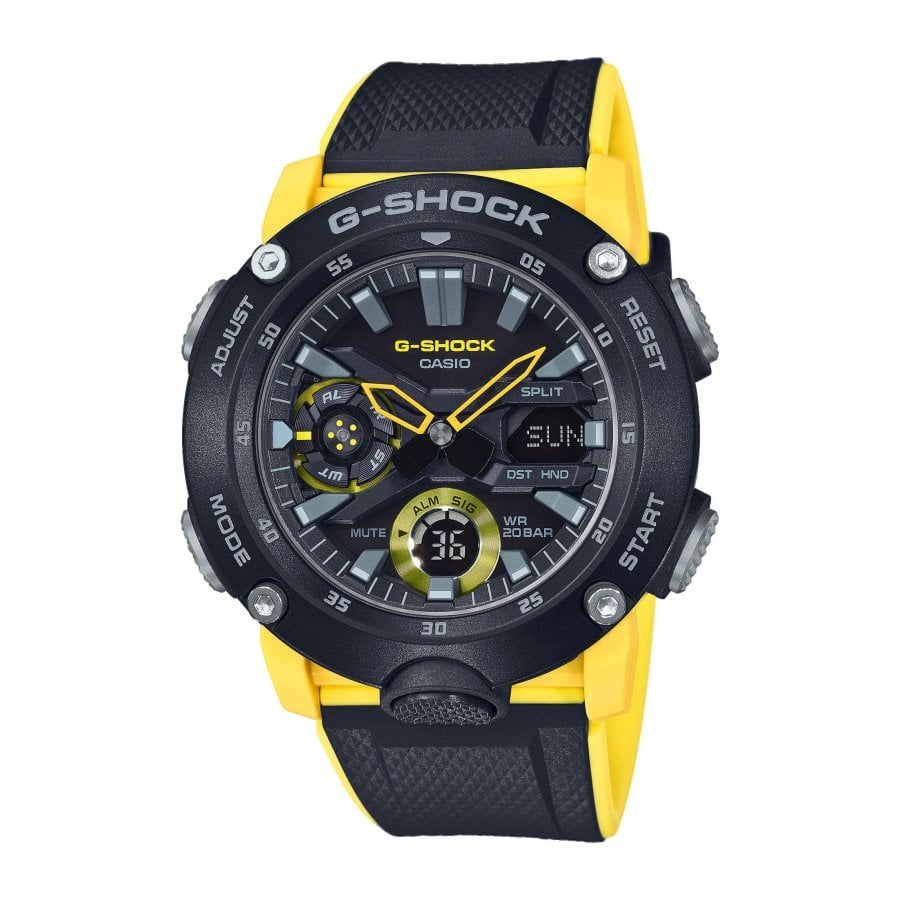 CASIO G-SHOCK - GA-2000-1A9ER