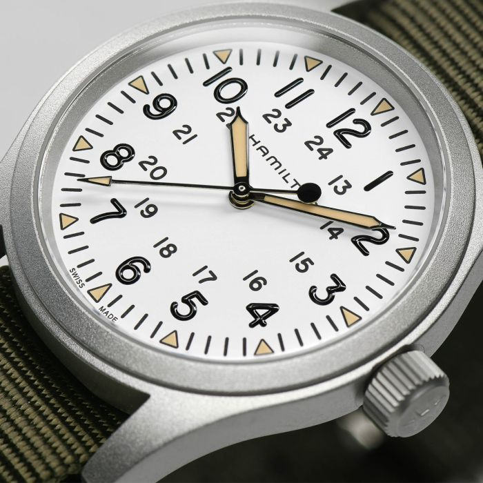 HAMILTON - Khaki Field - MECHANICAL - H69439411