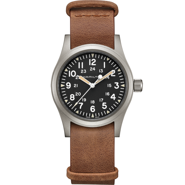 HAMILTON - Khaki Field - MECHANICAL - H69439531