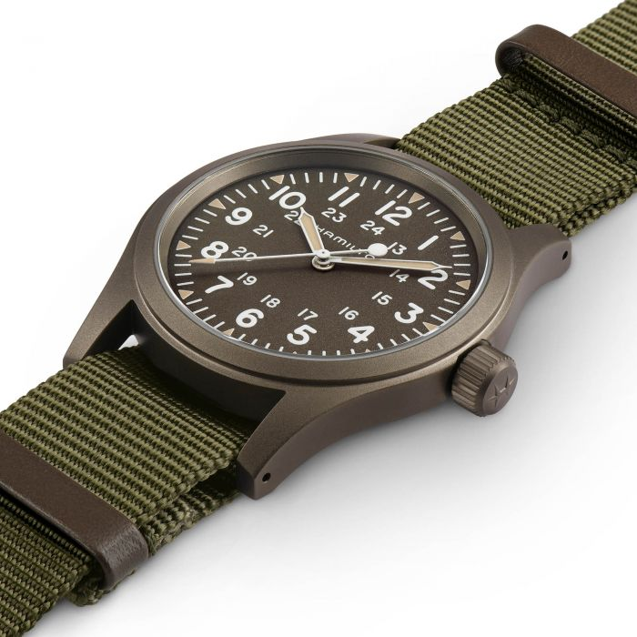 HAMILTON - Khaki Field - MECHANICAL - H69449961