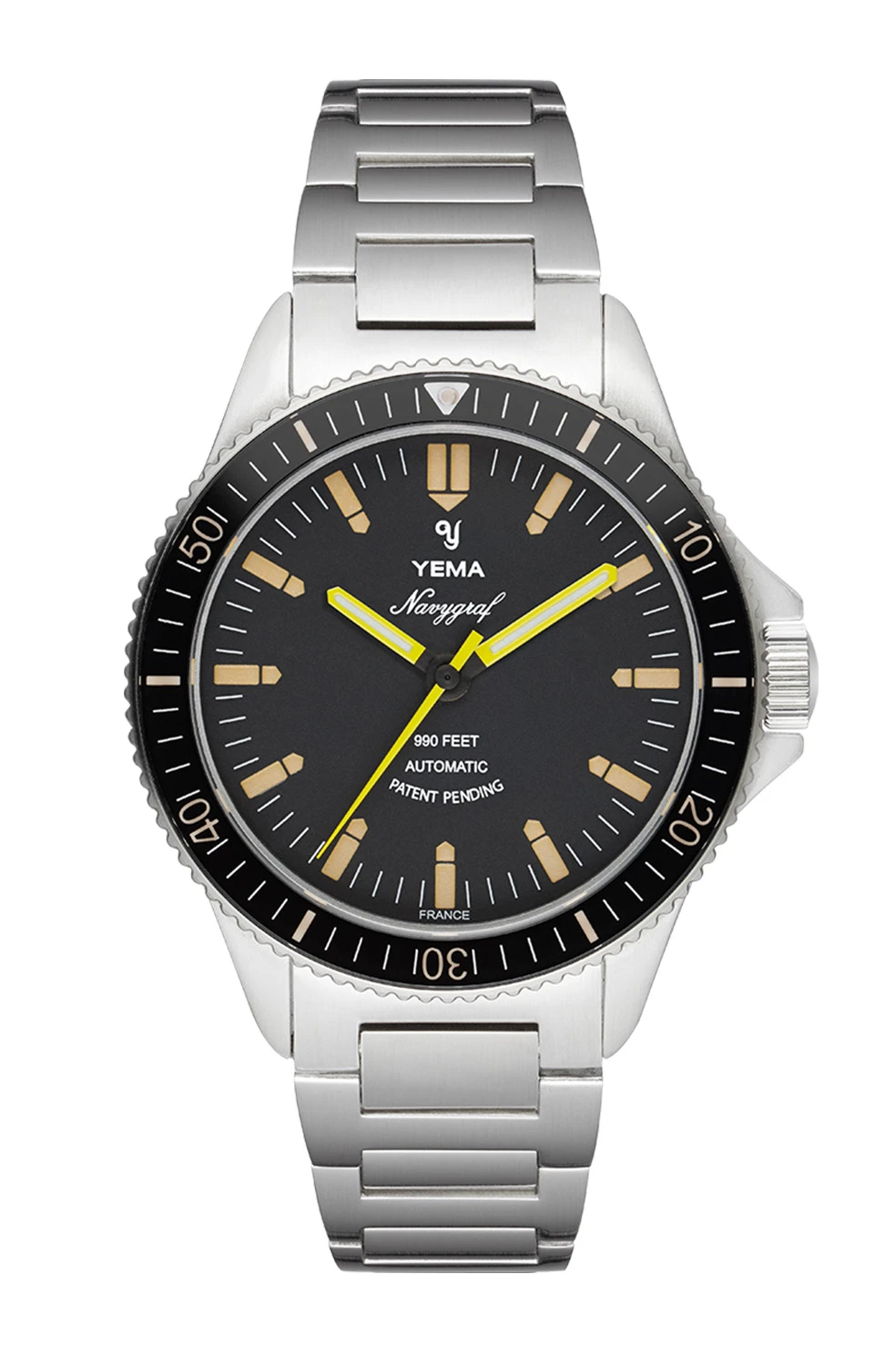 YEMA Superman II Maxi Dial - 40 mm