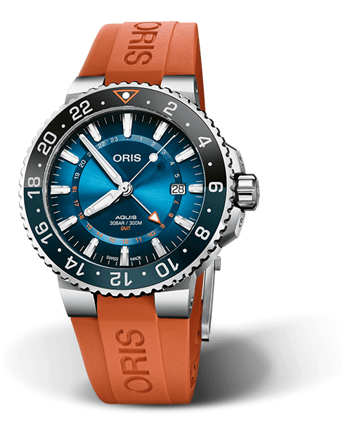 AQUIS - GMT Date - 43.50mm - 01 798 7754 4185-Set RS