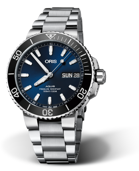 AQUIS - Big Day Date - 45.5 mm - 01 752 7733 4135-8 24 05 PEB