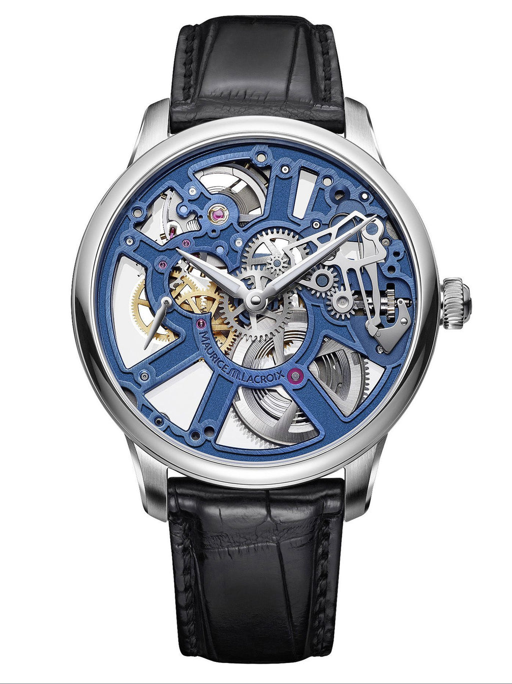 MASTERPIECE SKELETON 43 mm - MP7228-SS001-004-1