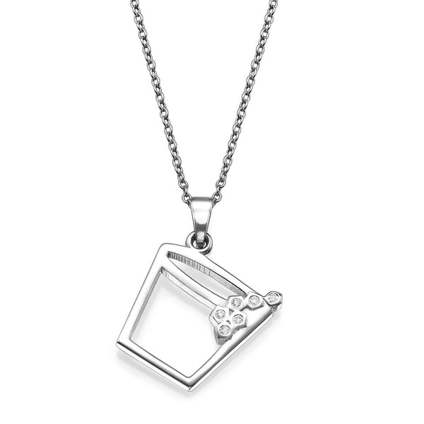 Ice Bucket Pendant